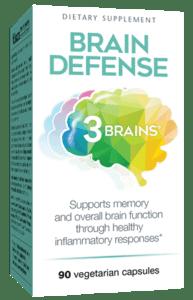 Natural Factors Brain Defense Vcap 90