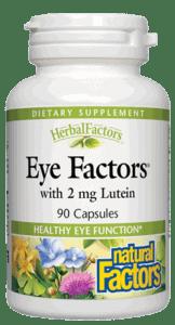 Natural Factors Eye Factors w/Lutein Cap 90