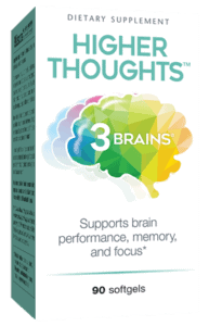 Natural Factors Higher Thoughts SG 90