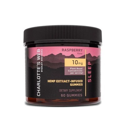 Charlottes Web Sleep 60 CBD Gummies