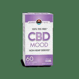 Source Naturals CBD Mood 60cap