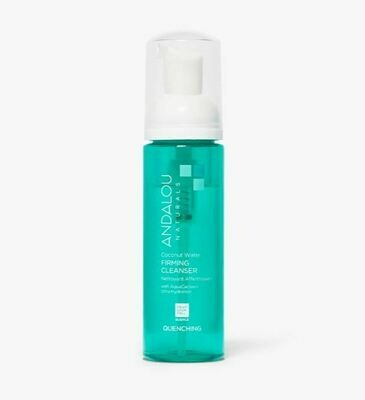 Andalou Quenching Coconut Firm Cleanser