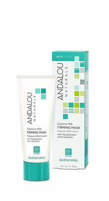 Andalou Quenching Coconut Firming Mask