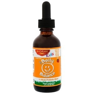 BioRay Kids Belly Balance Berry 2oz