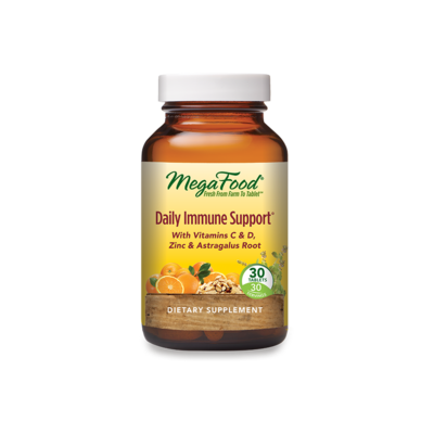 Megafood Daily Immune Support 30 Tab