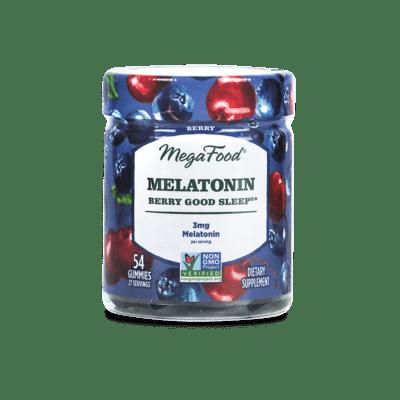 Megafood Melatonin Gummies 54 Count