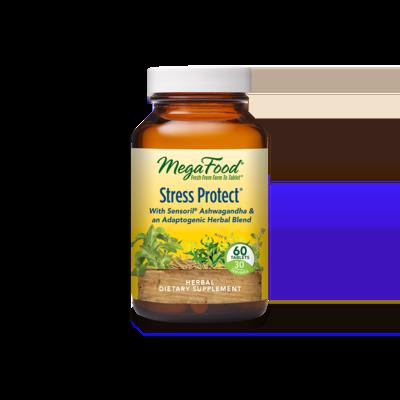 Megafood Stress Protect 60 Tab