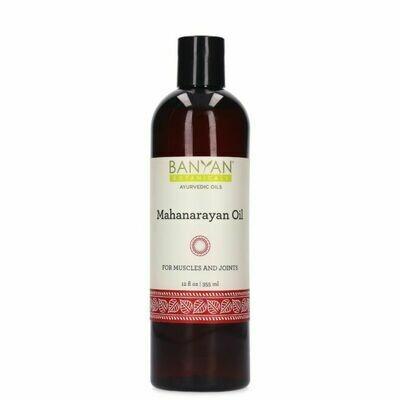 Banyan Mahanarayan Oil 12oz**