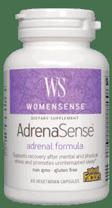 Natural Factors Womensense Adrenasense