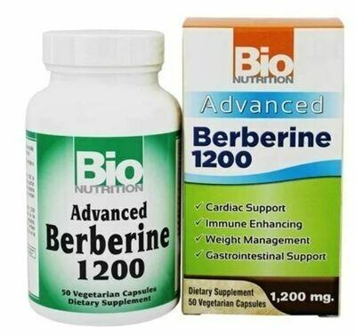 Bio Nutrition Berberine 1200