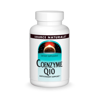 Source Naturals CoQ10 60sgels