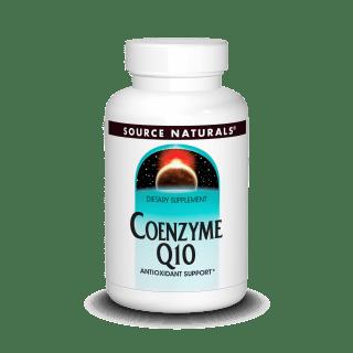 Source Naturals CoQ10 120 Gels