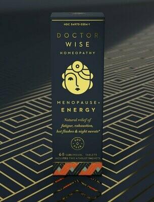 Doctor Wise Menopause Energy