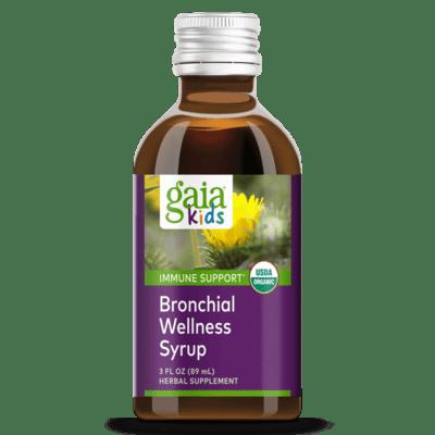 Gaia Kids Bronchial Wellness 3oz