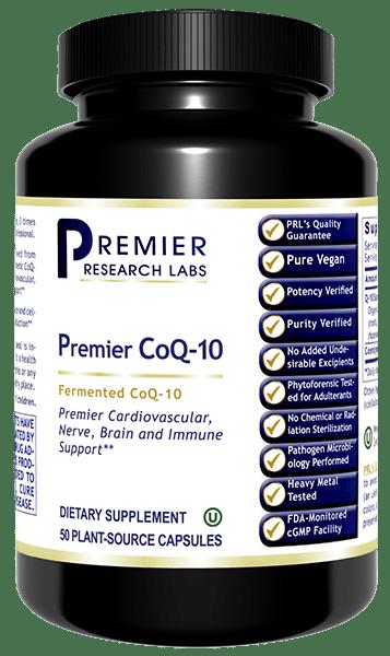 Premier Research CoQ10 50cap