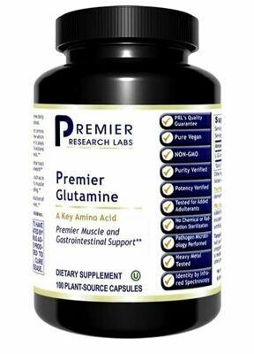 Premier Glutamine 100vcap
