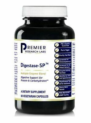 Premier Digestase-SP 60vcap