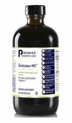 Premier Gallbladder-ND 8oz