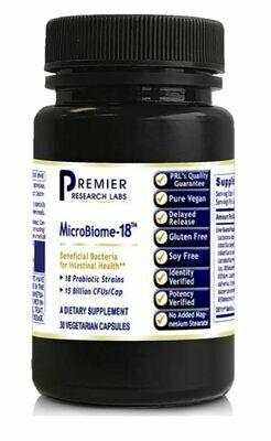 Premier MicroBiome-18 30cap