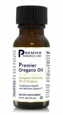 Premier Oregano Oil .5oz