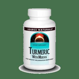 Source Naturals Turmeric With Meriva 120 Cap