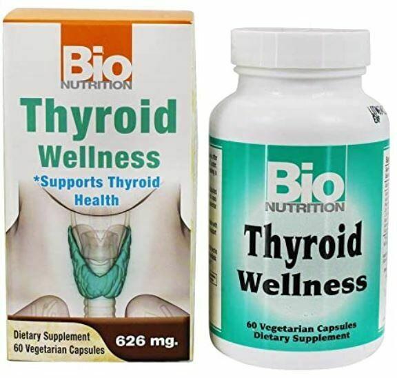 Bio Nutrition Thyroid 60vcap