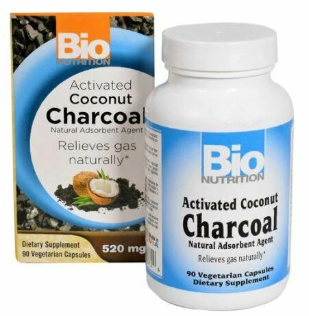 Bio NutritionActivated Charcoal