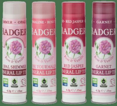 Badger Mineral Lip Tint Garnet