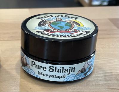 Palaka Botanicals Organic Pure Shilajit Jar