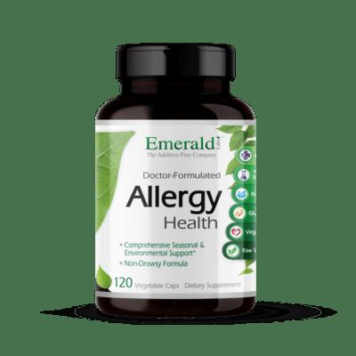 Emerald Labs Allergy 120 Cap