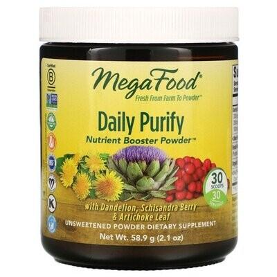 Megafood Daily Purify 2.1oz