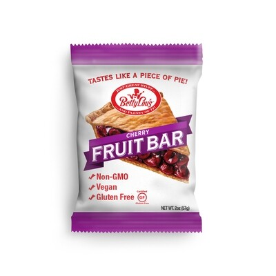 Betty Lou's Cherry Fruit Bars