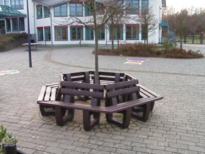 Gatton Round Seat (3m or 4m diameter)