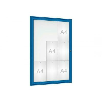 Budget Single Door Tradition 9 x A4 Sheets