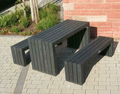 1.5m Calero picnic table set