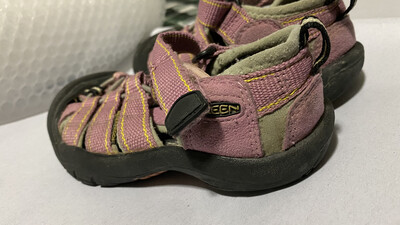 Keen, Sandals, Sz 9, Girls, Toddler, #0109, Purple