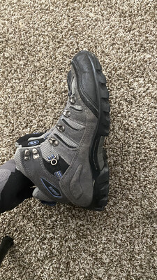 Nevados, Sz 8 Women's, #V1187WVX, No Laces, Gray
