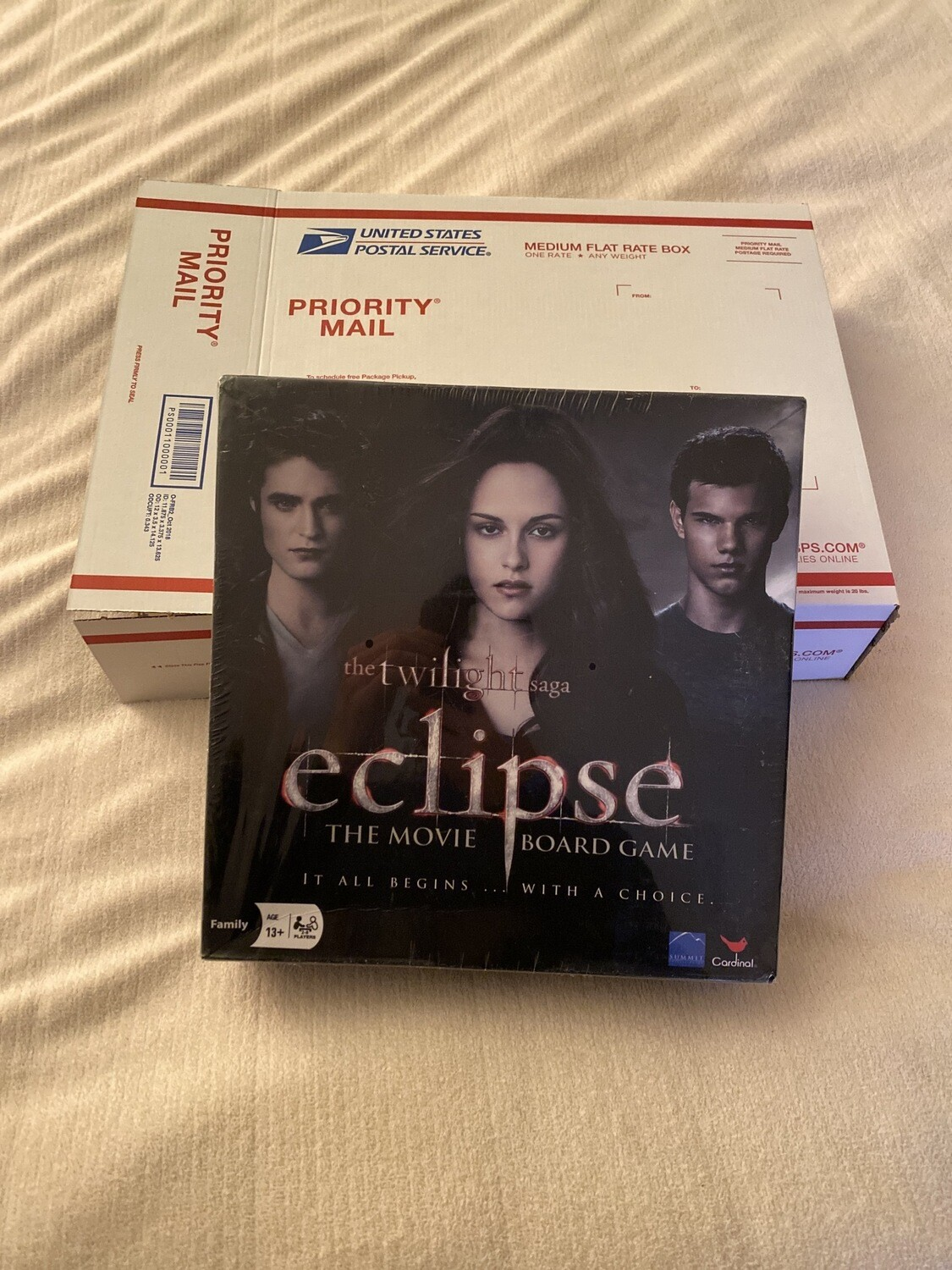 Twilight, Board Game, New, Sealed