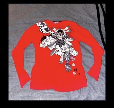 #252 Zoo York Sweater   Skateboard   Clothing Sale