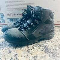 #32 Danner Boots Size 8.5 Mens Blue