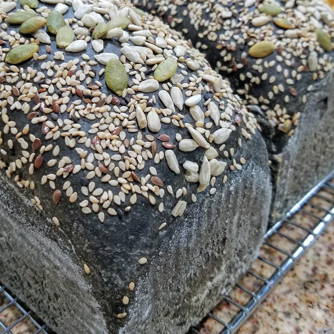 Barra de pan brioche