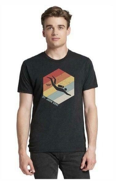 T Shirt Black Diver