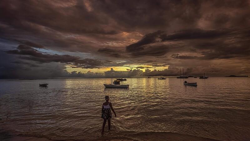 Praslin Beach, Seychelles 0142