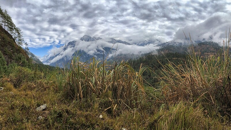 Walong, Arunachal Pradesh, India 1291