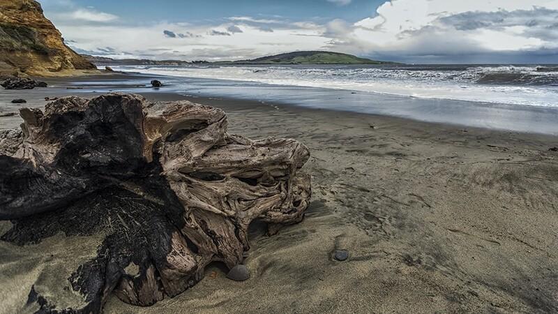 Gemstone Beach, New Zealand 2802