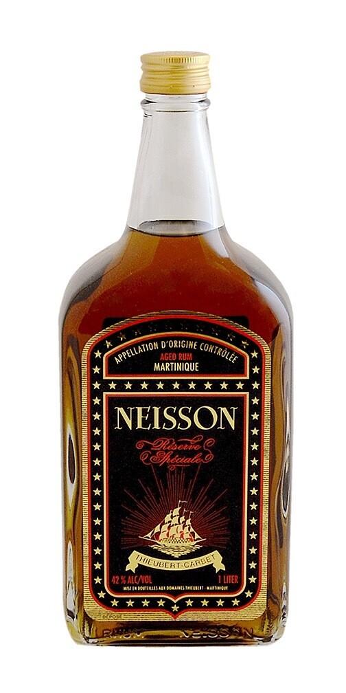 Neisson Reserve Rhum Agricole 1L