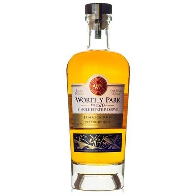 Worthy Park Single Estate Reserve 750ml