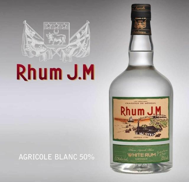 Rhum JM White 100 proof 750ml