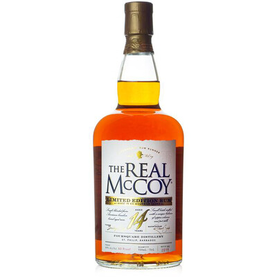 Real McCoy Limited Edition Rum 14 Years