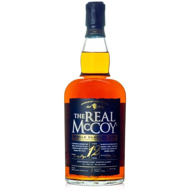 Real McCoy 12 Year 750ml